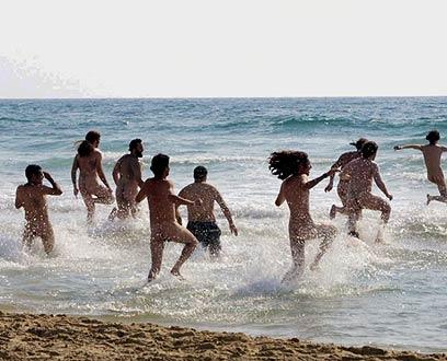 בכל אתר תיירות אינטרנטי יש המלצות על חופי נודיסטים (צילום אילוסטרציה:יריב כץ) (צילום: יריב כץ) (צילום: יריב כץ)