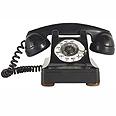 טלפון משנות ה-40 של המאה ה-20