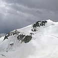 שלג. צילום: יעל גרטי