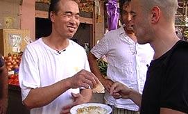 פאנג שווי הווא, טבח ממוצא סיני. צילום: יהונתן צור