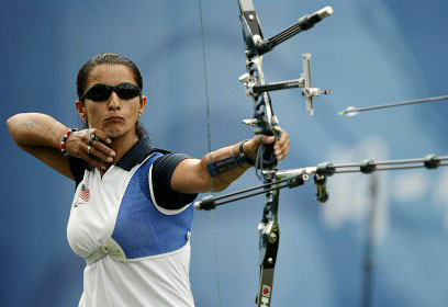 הנשים התחילו להתחרות בענף כבר ב- 1900 (צילום: AFP) (צילום: AFP)