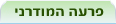 פרעה המודרני. פסח. אנציקלופדיה ynet