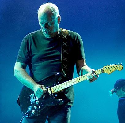 כתב על הלהקה. דיוויד גילמור (צילום: Piotr Tarasewicz) (צילום: Piotr Tarasewicz)