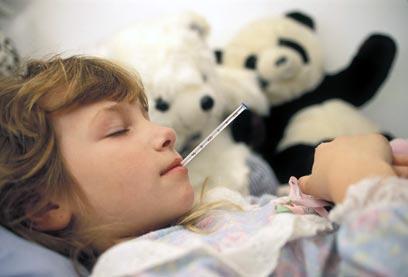 חופשת מחלה כשהילד חולה (צילום: index open) (צילום: index open)
