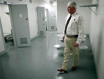 כלא בטקסס (צילום: AP) (צילום: AP)