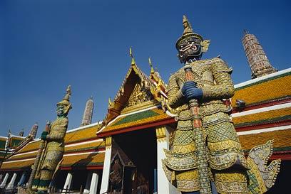 מקדש ואט פרה קאו בבנגקוק (צילום: jupiter) (צילום: jupiter)