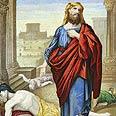 ירמיהו מהלך בין מתים בירושלים