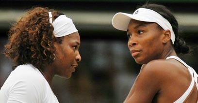 שחקניות שחורות במשחק הלבן (צילום: AFP) (צילום: AFP)