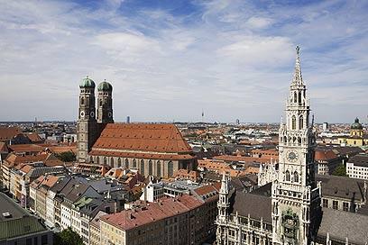 כנסייה בגרמניה: במימון המאמינים בלבד (צילום: index open) (צילום: index open)