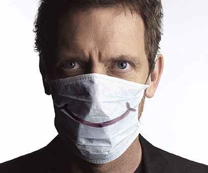 דוקטור האוס. גם מי שאינו חולה יכול להיות היפוכונדר (צילום: NBC Studios, Inc. and Universal Network Television LLC. All Rights Reserved) (צילום: NBC Studios, Inc. and Universal Network Television LLC. All Rights Reserved)