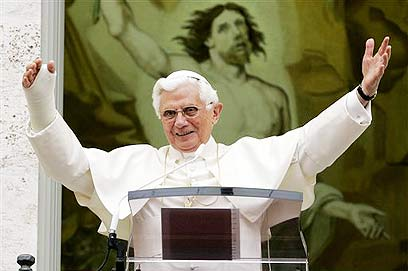 Pope Benedict XVI (Photo: AP)
