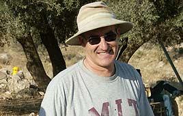 צילום: ריצ'רד וויסקין, באדיבות משלחת החפירות לתל צפית/גת