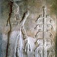 תבליט אבן המתאר את דמותו של סרגון ה-1 ממסופוטמיה
