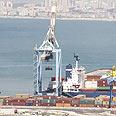 נמל חיפה. הישג מרשים צילום: מישל דוט קום