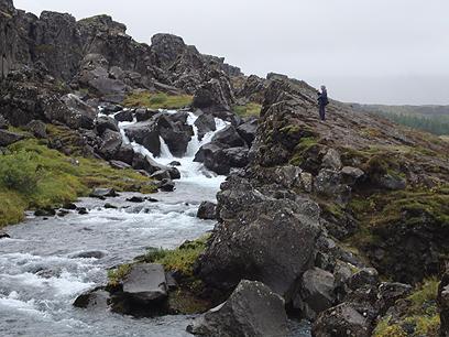 איסלנד. בלי C בשם, כי האות לא קיימת באלפבית האיסלנדי (צילום: יוסף (ג'קסי) ג'קסון) (צילום: יוסף (ג'קסי) ג'קסון)