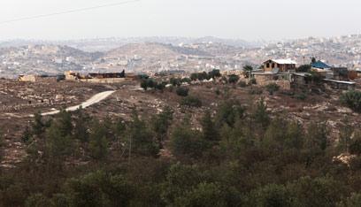 דרום הר חברון         (צילום: צפריר אביוב) (צילום: צפריר אביוב)