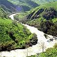 נהר הירדן.