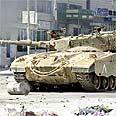 טנק, התפתחות בטכנולוגיה הצבאית
