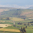 עמק יזרעאל - הגבול המזרחי