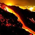 תופעות מאיימות (התפרצות הר געש) המיתולגיה באה להסבירן ולבארן
