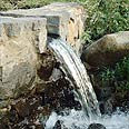 מים במצב צבירה נוזל