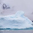 גוש קרח שניתק מן היבשת