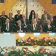 טקס חלוקת פרס ישראל לשנת 1999