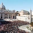 כיכר סן פייטרו,  ברכת האפיפיור לחג המולד 2003