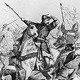 ויליאם ה-1 בקרב הייסטינגס.