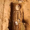 קבר בן 2,000 שנה בסין