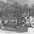 """כוחות צה""""ל מגיעים אל חופי לבנון"""