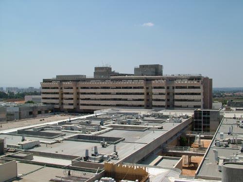 בית החולים שיבא תל השומר. הפרש של 17% במחירים (צילום: עופר מאיר) (צילום: עופר מאיר)