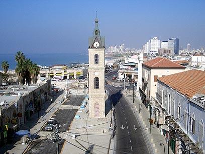 מגדל השעון ביפו. קריטריונים לאוכלוסייה הערבית-יפואית ()