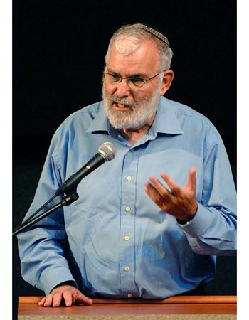 Yaakov Amidror: Peace with Palestinians would achieve nothing. (Photo: Amir Cohen) (Photo: Amir Cohen)