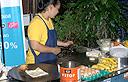 בננה לוטי, אוכל תאילנדי. צילום: גיא רובננקו