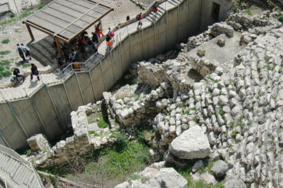 (Photo: City of David)