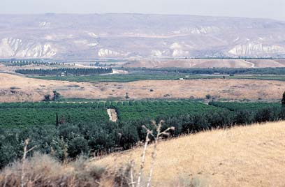 Consolidation of three national entities: View from Jordan valley