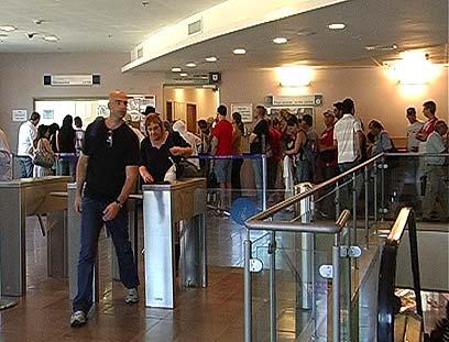 זה לא היום לחדש דרכון במשרד הפנים (צילום: יהונתן צור) (צילום: יהונתן צור)