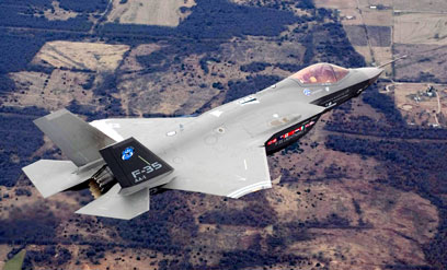 F-35 fighter jet  (Photo: Lockheed Martin)