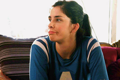 Sarah Silverman. 'I want her to be who she is'
