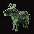 כלי-קיבול ליין שנתגלה בקברה של פו האו שהיתה יועצת למלך וו דינג
