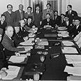 כינוס נציגי הליגה הערבית, 1955