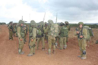 חיילים בפעילות. בלי הכללות (צילום: ג'ורג' גינסברג)
