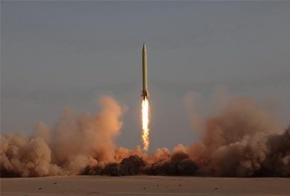 Missile launch in Iran (Archive: EPA) (Photo: EPA)