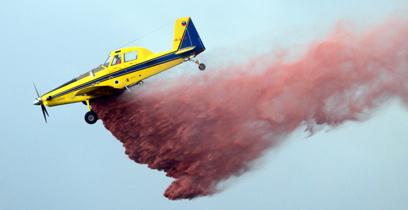"""לבסוף הומלץ לרכוש את מטוסי ה""""אייר טרקטור"""" (צילום: חגי אהרון) (צילום: חגי אהרון)"""