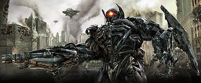 """מתוך """"רובוטריקים 3"""". כיוון חדש ()"""