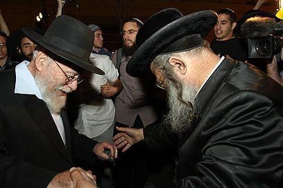 רבנים בישראל: פי 60 מכומר באנגליה (צילום: אוהד צויגנברג) (צילום: אוהד צויגנברג)