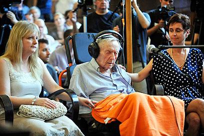 Sandor Kepiro in court (Photo: AFP)
