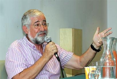 מצנע. הוביל את העבודה בבחירות של 2003 (צילום: עופר עמרם) (צילום: עופר עמרם)