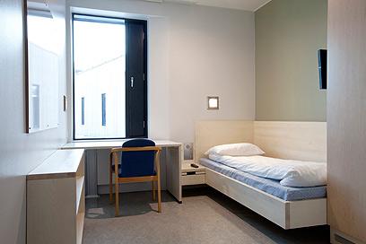 לא אנושי? הכלא של בריוויק (צילום: רויטרס) (צילום: רויטרס)